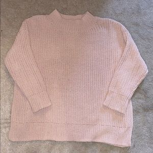 Soft tunic sweater